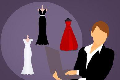 Modetext: Mode-Produkttexte, Mode-Artikel und anderer Mode-Content